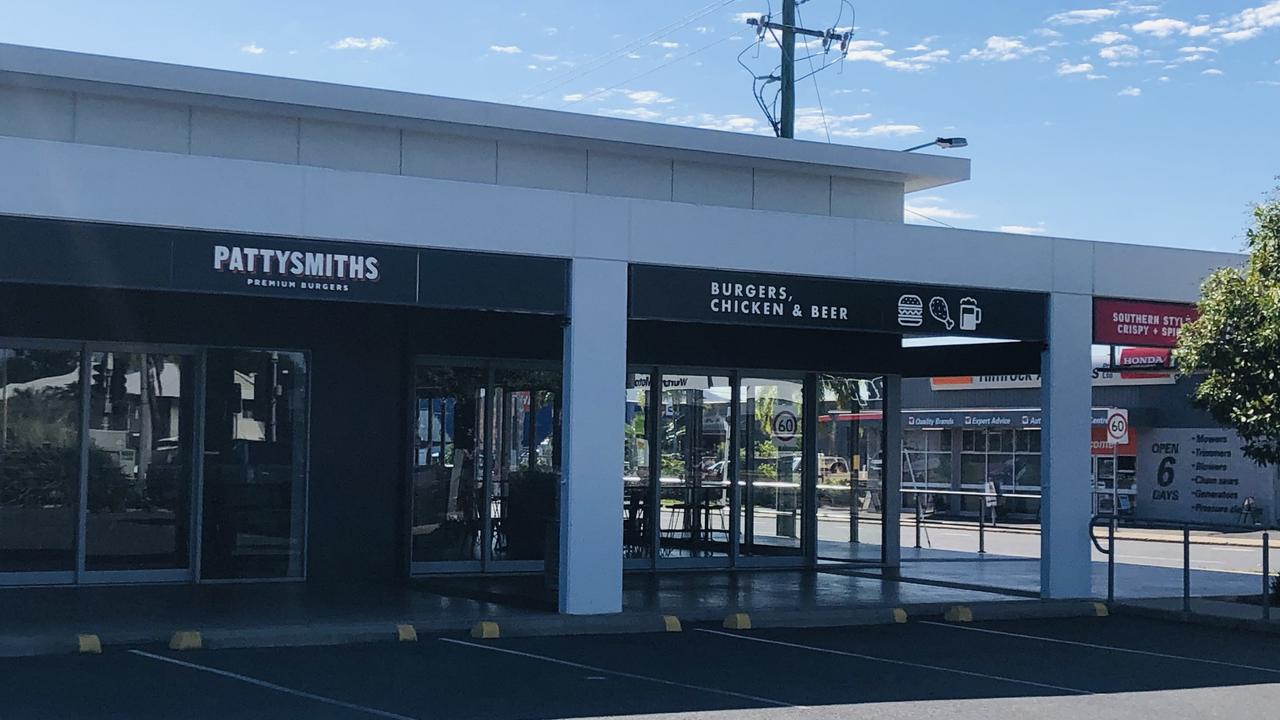 Pattysmiths will open on the corner of Fitzroy and George streets today.