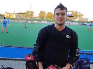 Easts goalkeeper praised for repelling Norths strike force