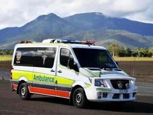 Teenage boys hospitalised after aerosol can explodes