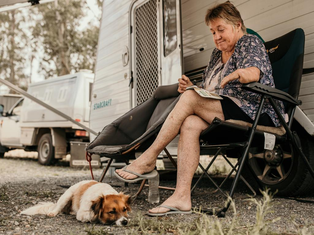 Research conducted by Australian Seniors shows the turbulent year that was 2020 has not altered the plans of retirees looking to explore their own backyard. Photo: Jekka Shearer (DARE Australia)