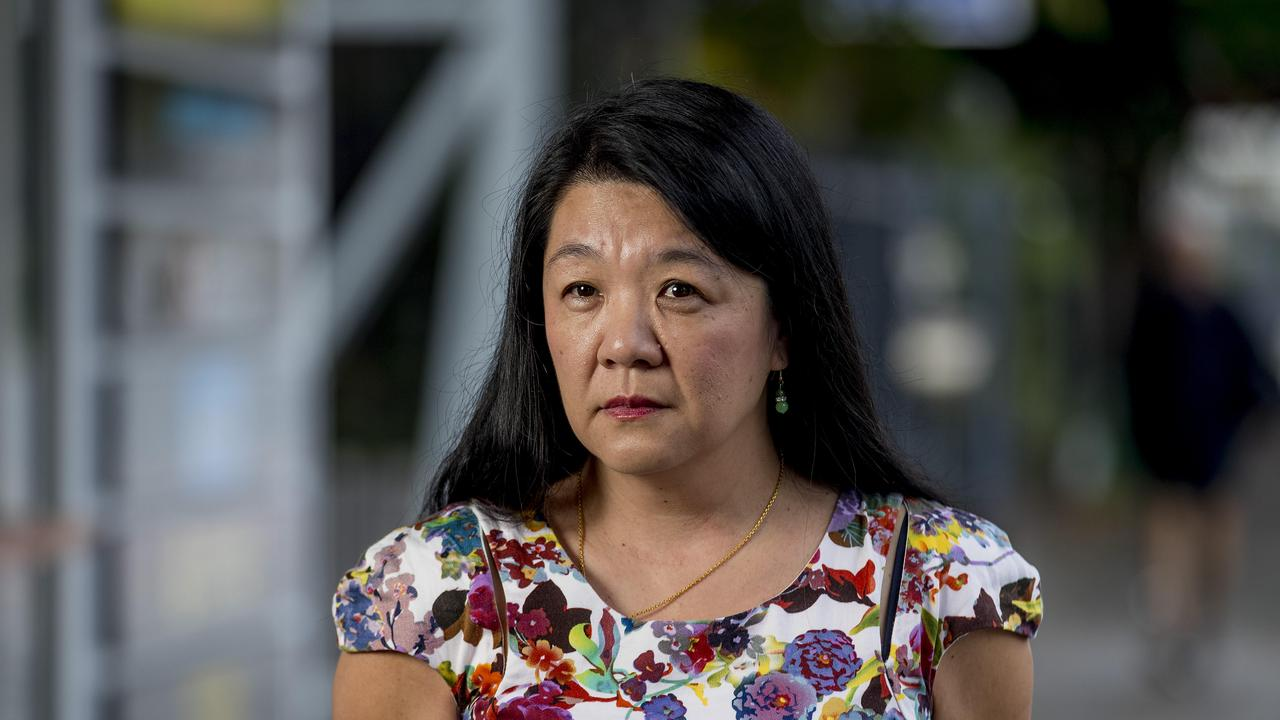 Debby Lo-Dean, the official spokeswoman for the Gold Coast Chinese Community, says there's growing evidence that COVID-19 may not have originated in China's wet markets. Picture: Jerad Williams
