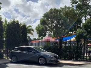 Police arrest man at Bluewater Lagoon after Mackay CBD chase