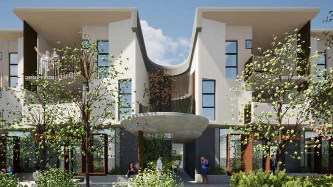 Plans for 38-unit complex at 'significant' site