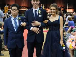 Rockhampton Grammar School 2021 seniors stun at formal
