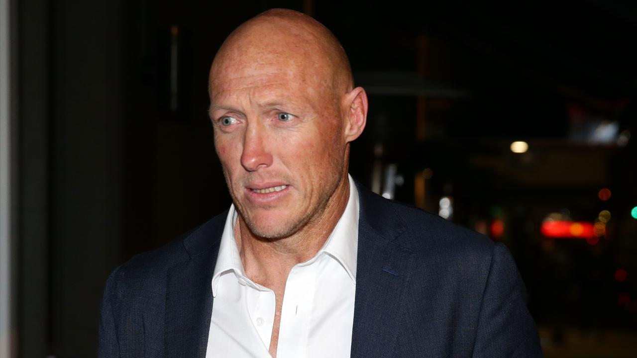 Craig Fitzgibbon has signed a three-year deal to coach Cronulla from next season. Picture: Jonathan Ng