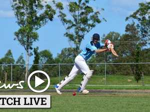 LIVE: QLD U16's Male T20 State Cricket Championships