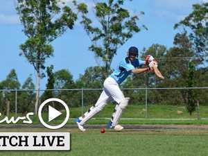 LIVE: QLD U16's Male T20 State Cricket Championships