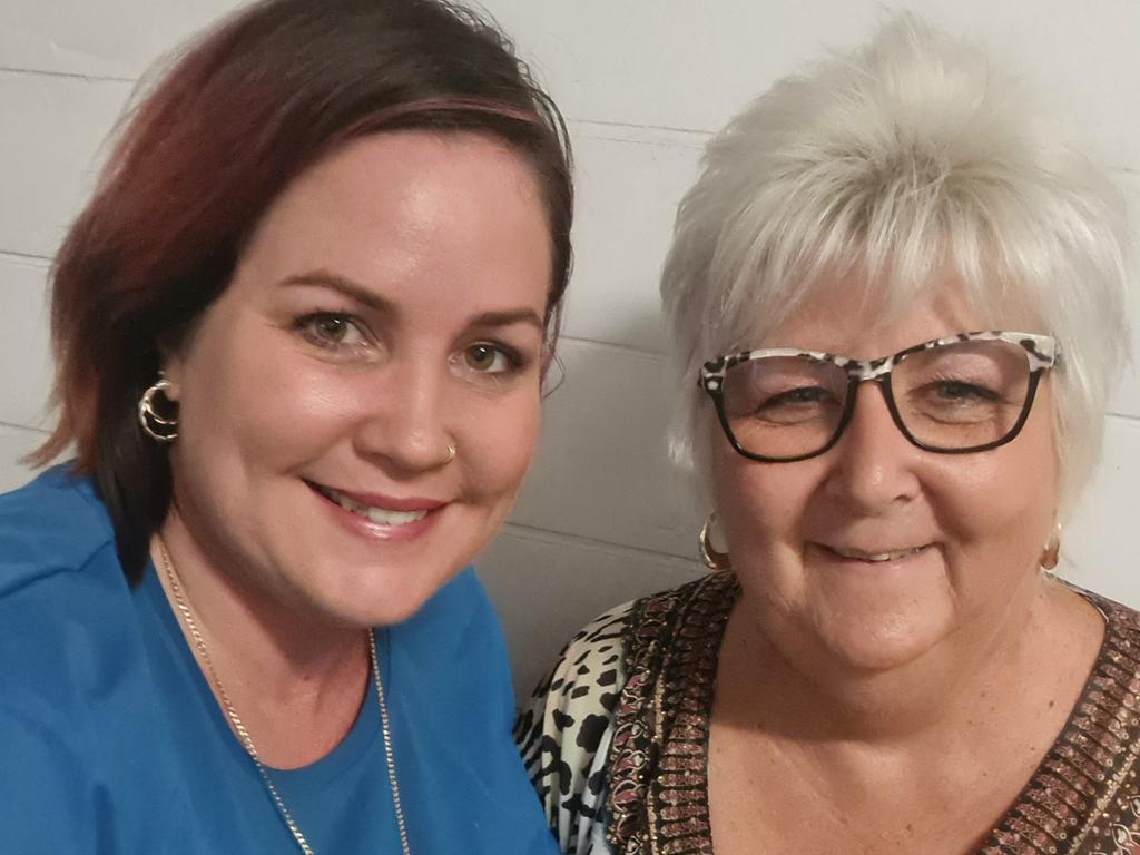 Support4U CQ Managing Director Jessica Samuels and support worker Ursula Colgan.