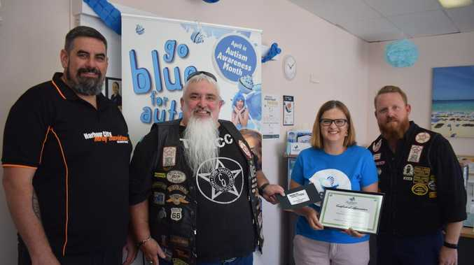 Support service receives $10K donation from Biloela club