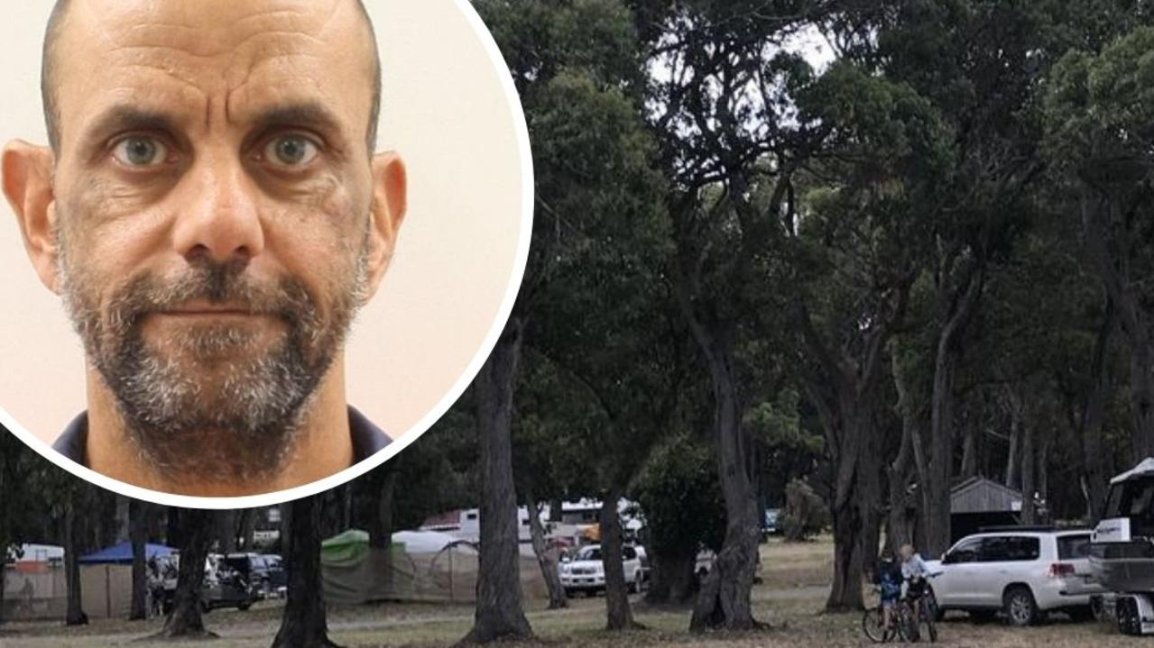 A court has heard horrifying details of the moment a sex fiend snatched a five-year-old girl from a campground.