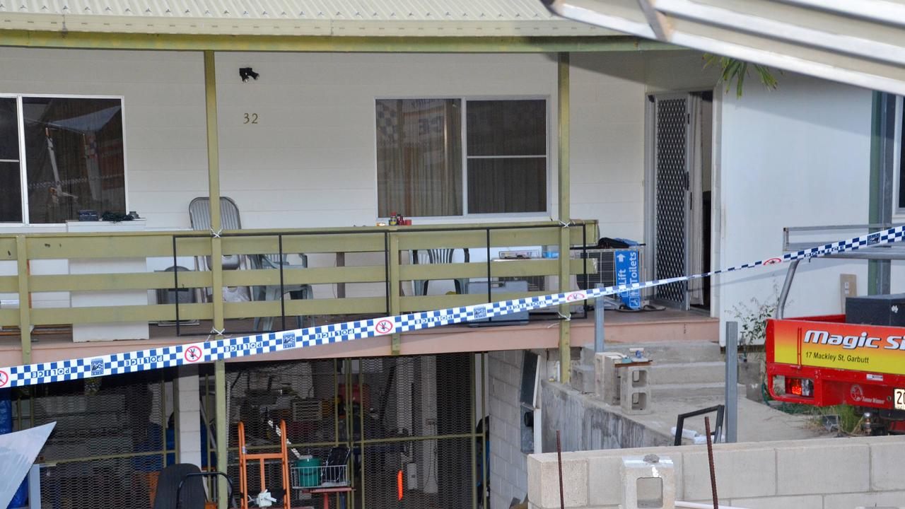 Scenes of Crime Officer investigating the death of a man at a Belgian Gardens house on Saint James Drive.
