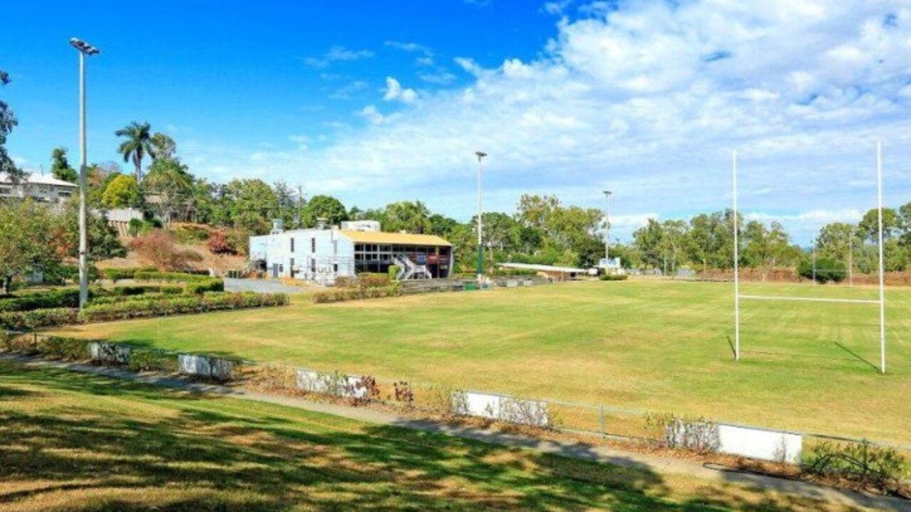 Rockhampton Grammar School's Rugby Park.