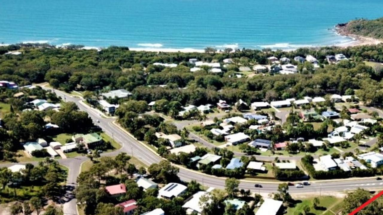 Captain Cook Drive will undergo major road works. ​