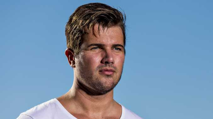 Gable Tostee caught up in high-rise drama