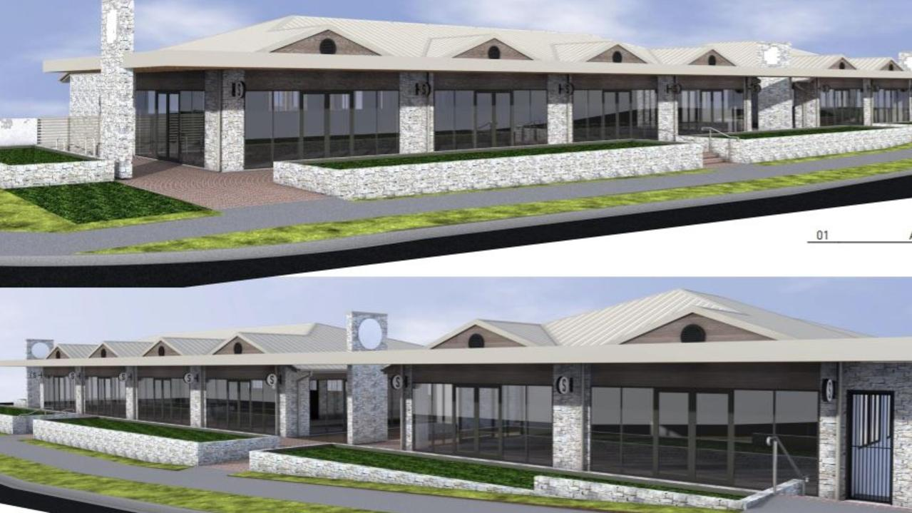 Plans have been lodged with Sunshine Coast Council for health services and offices at 5 Myrtle St, Maleny.