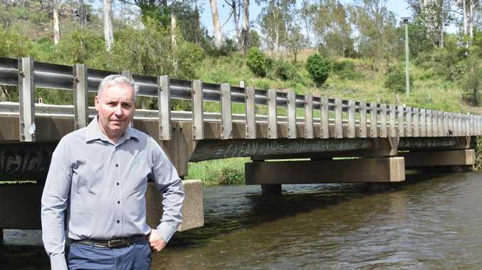 Councillors 'fobbed off' by resources minister on river plan