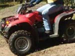Woman hurt in quad bike crash on rural Gympie region property