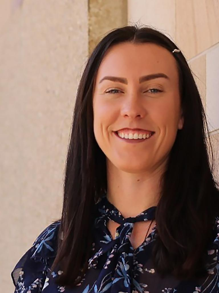 CQUniversity Mackay exercise and sports science lecturer Dr Samantha Fien. Photo: Contributed