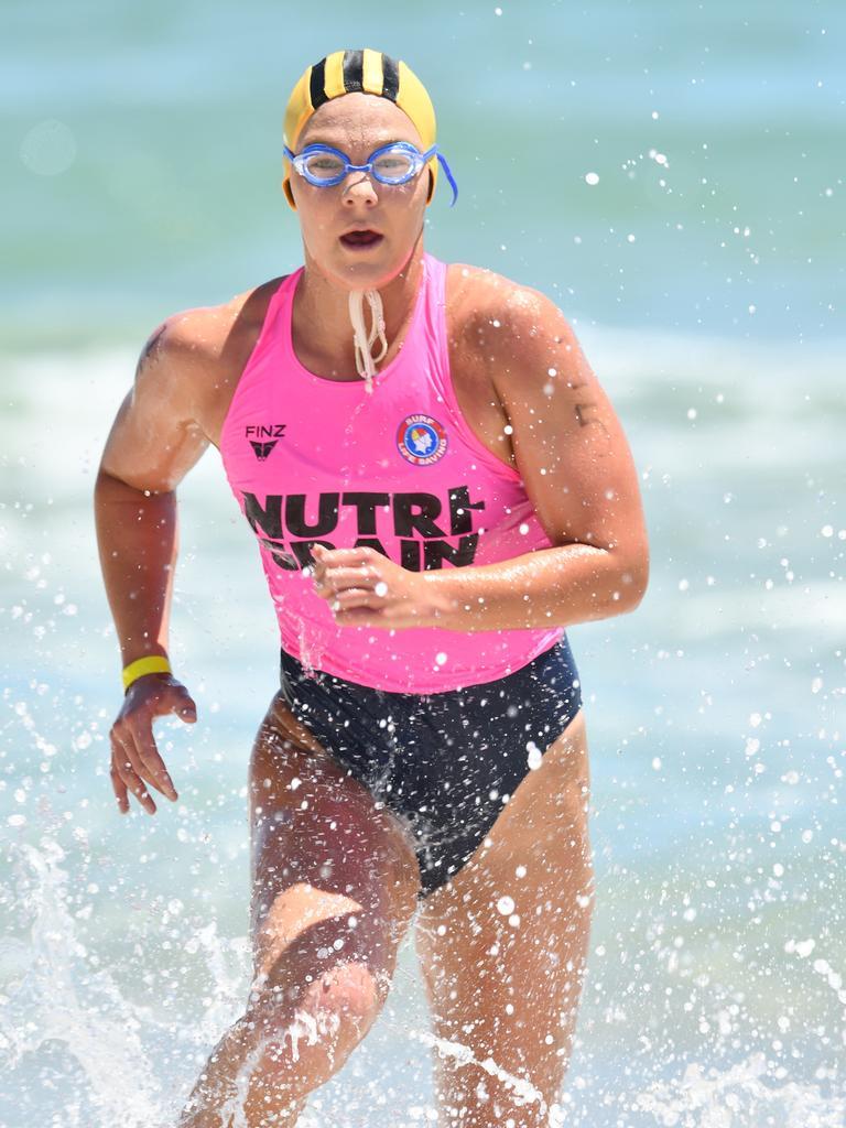 Alexandra Headland lifesaver Tayla Halliday. Picture: Surf Life Saving Australia