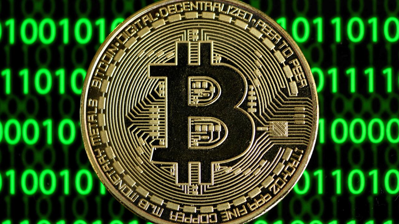 Bitcoin has surged to a new record high as a cryptocurrency exchange looks to list on Wall Street at a valuation of $130 billion.