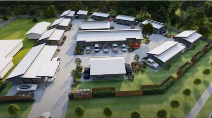 NEW DEVELOPMENT: Motel to hit Stanthorpe CBD in major project