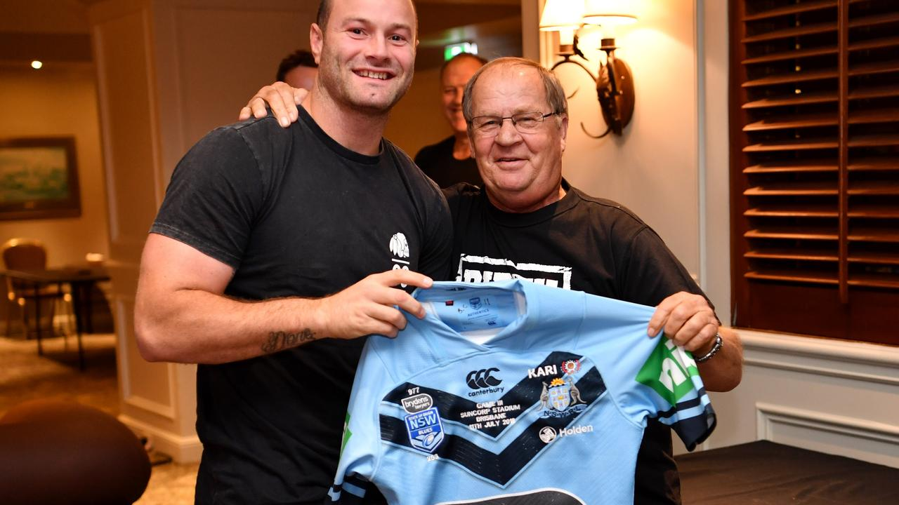 Tommy Raudonikis was hailed as a 'one of a kind' and the public will get to say farewell to the rugby league legend at the SCG on Monday.