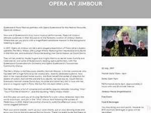Opera auditions