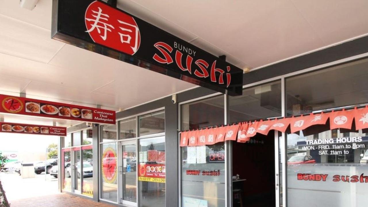 Bundy Sushi.