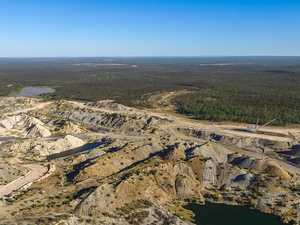 Fears CQ mine will be abandoned over company's money woes