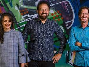 Aria nominated quintet brings music workshops to CQ