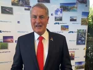 Mackay mayor excited about Charity Ball