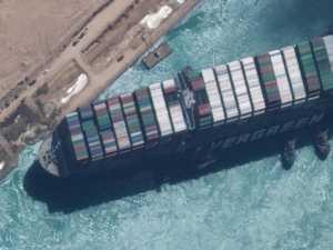 Suez Canal blocker's insane punishment