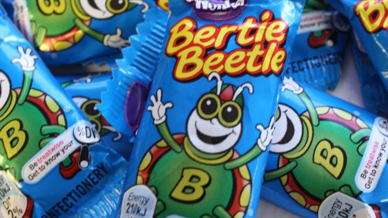 The Bertie Beetle was invented in 1963.