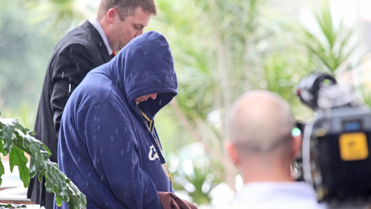 Mooloolah Valley resident Zane Tray Lincoln was, in August 2013, arrested and charged with the murder of Timothy John Pullen in Macky on April 16 2012. Photo Darryn Smith / Sunshine Coast Daily