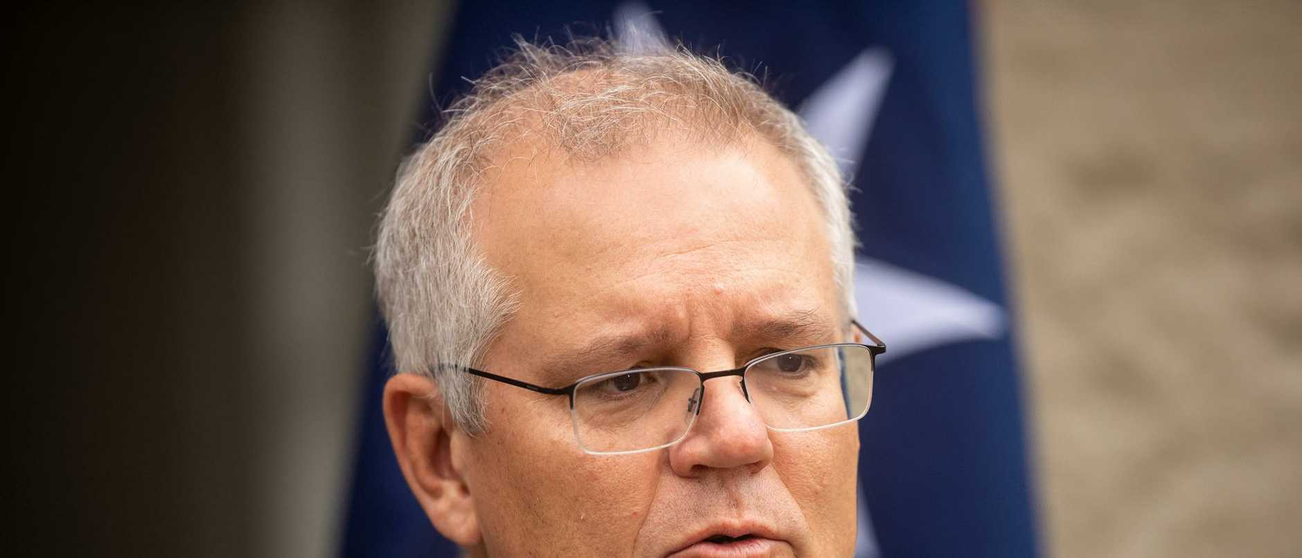 Scott Morrison has doubled down on a controversial public outburst that 'humiliated' former Australia Post CEO Christine Holgate and forced her to quit.