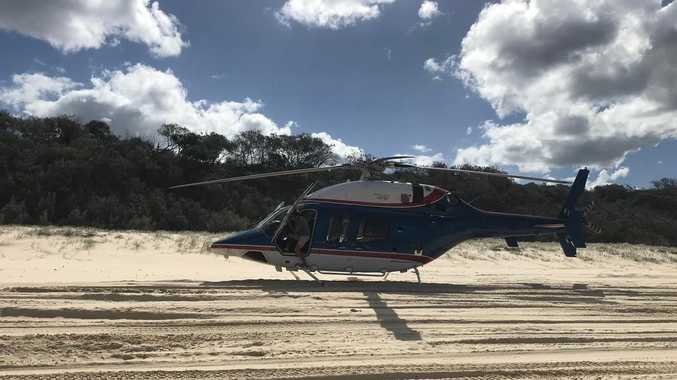 Pilot cops hefty fine for illegal landing on Fraser Island