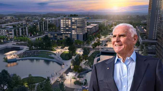 Billionaire CBD partner reveals vision, backs heavy rail bid