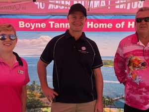 Boyne Tannum HookUp reels in $20k cash boost