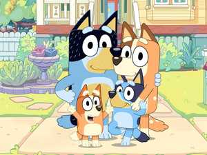 Call off the dogs ABC, there's nothing wrong with Bluey