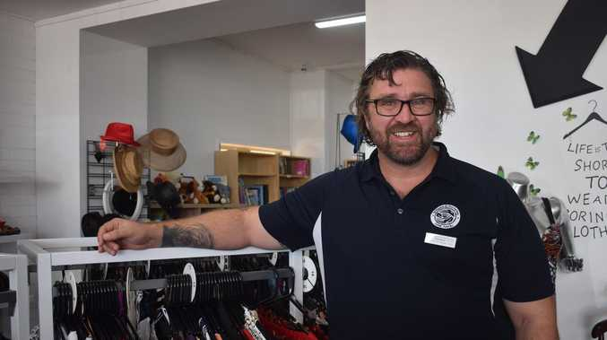 Second-hand stores slash prices for good cause