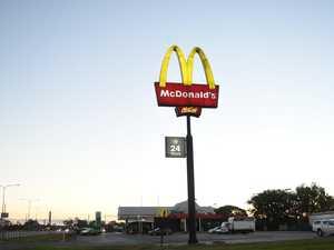 'Issue me a fine': Driver's McDonalds carpark lie caught out