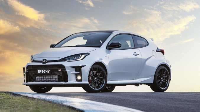 Toyota's road-going rally weapon reviewed