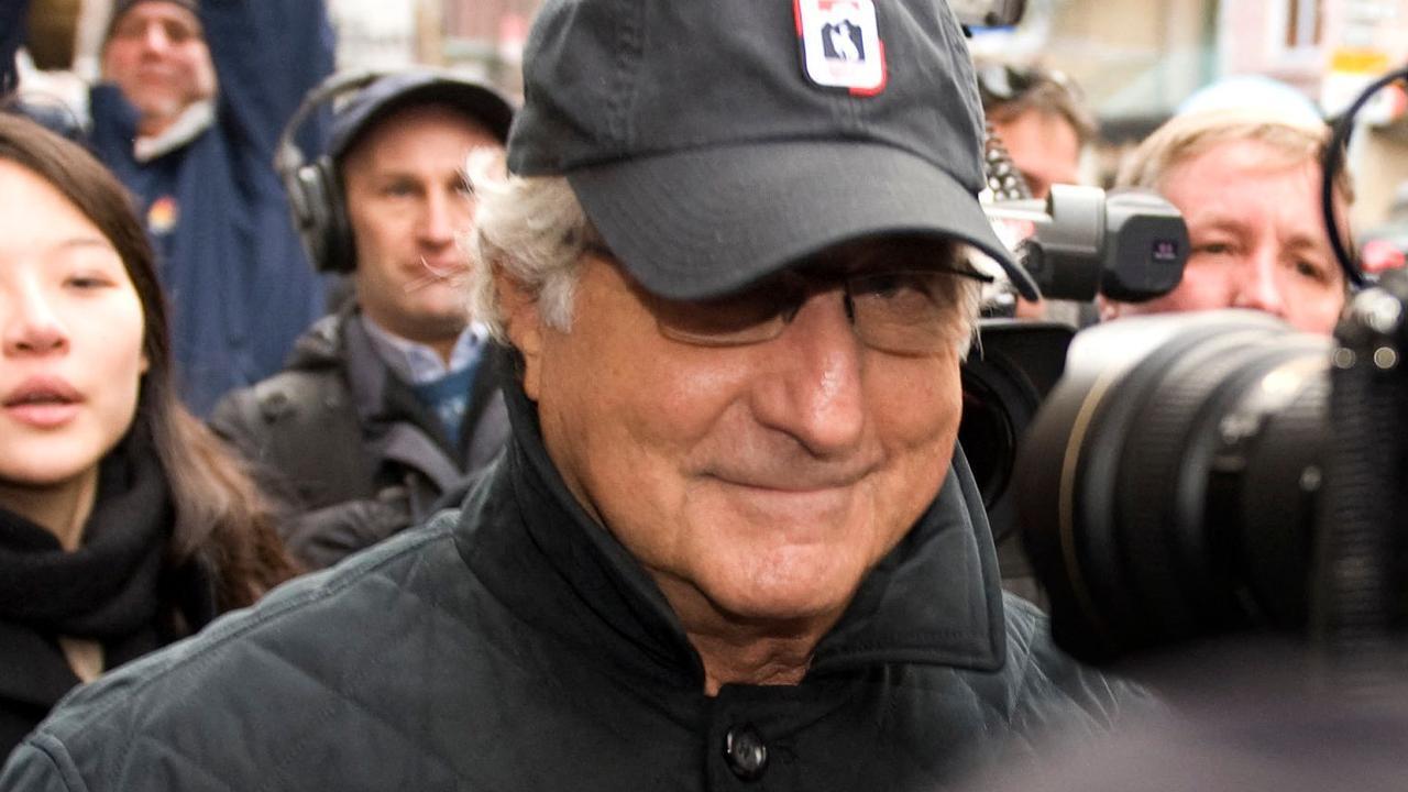 Ponzi schemer Bernie Madoff dies in prison aged 82