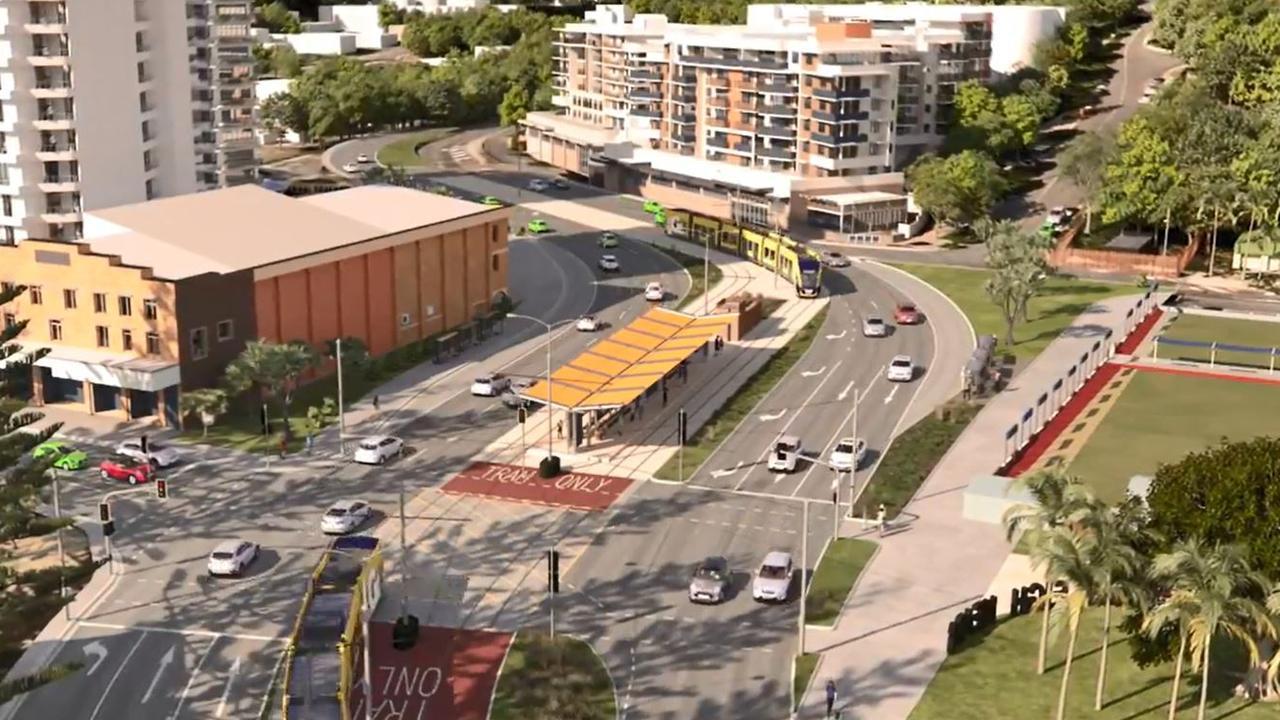 Gold Coast Light Rail Stage 3.