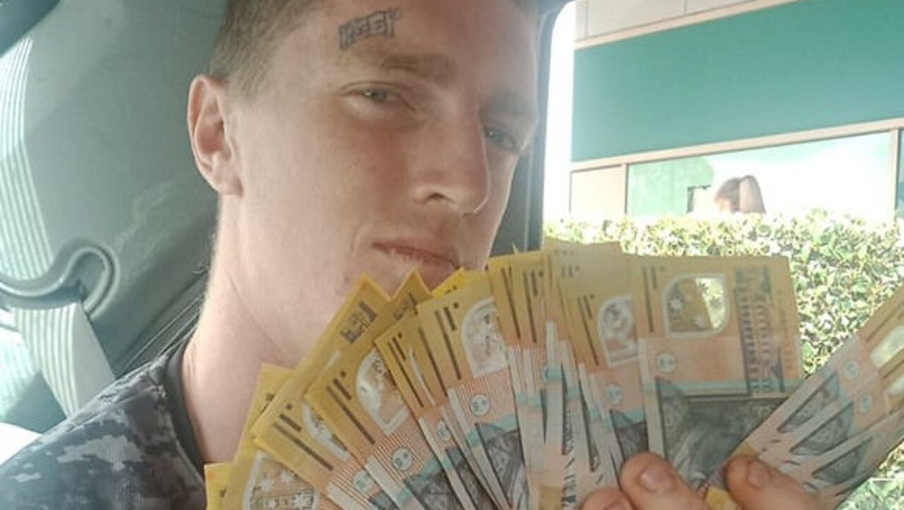 IN COURT: Bailey John Keep pleaded guilty to unlawful possession on a vehicle and fair evasion at the Chinchilla Magistrates Court. Pic: Supplied
