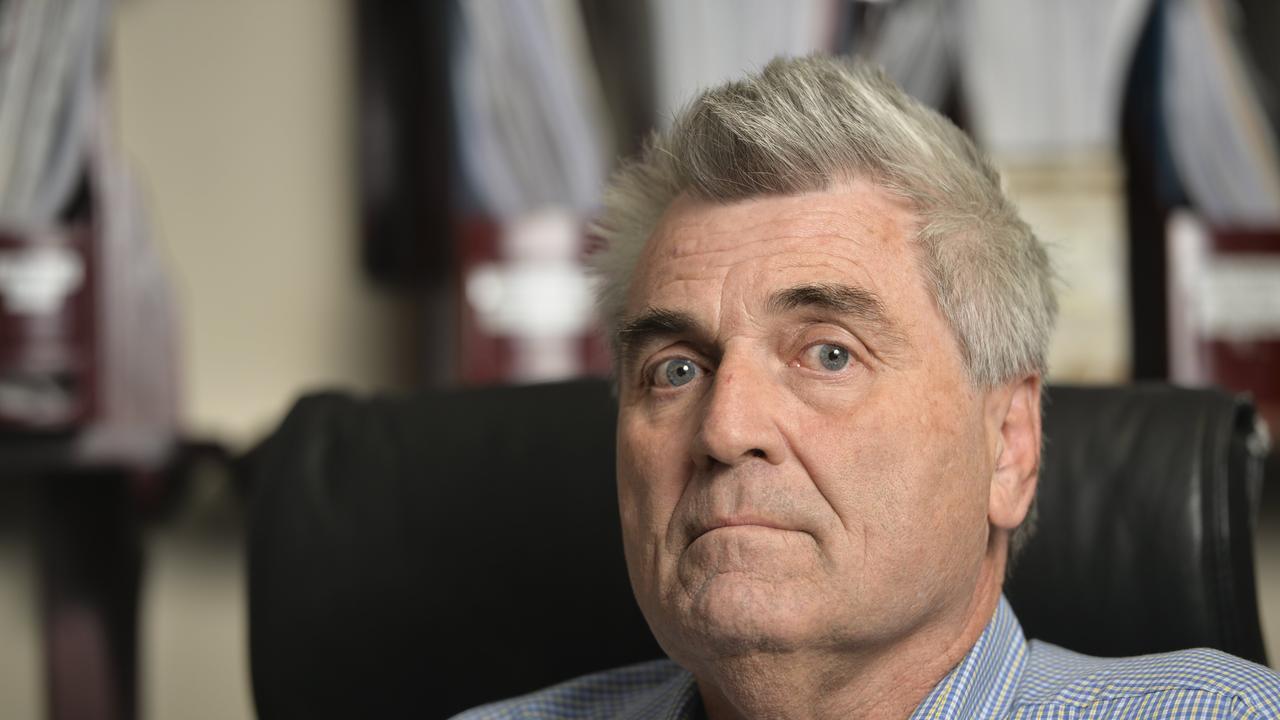 Former councillor David Pahlke.