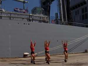 'Absolute shocker': Navy twerking slammed