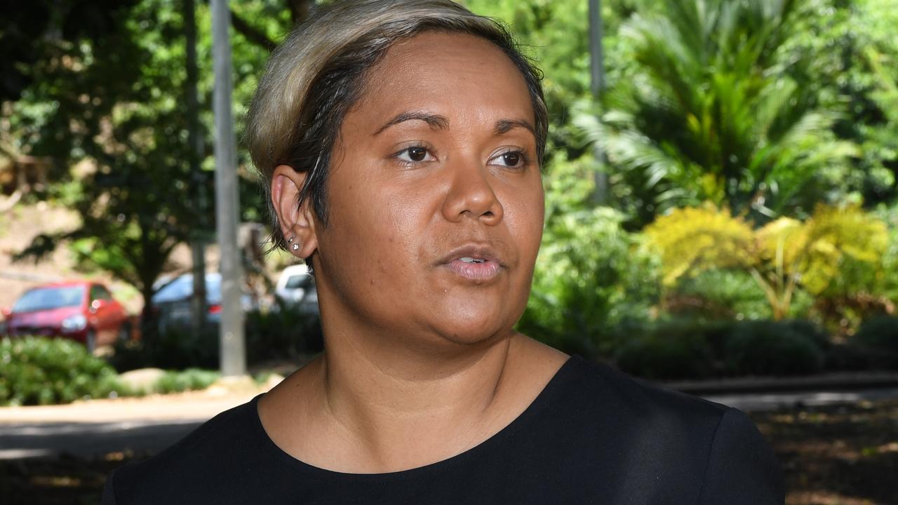 Attorney-General Selena Uibo. Picture Katrina Bridgeford.