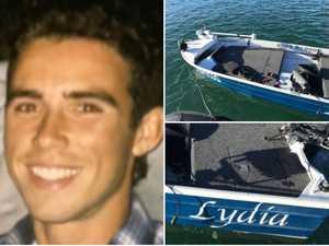 Man feared lost overboard off Brisbane