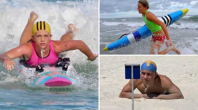 TOP 8: Best youth lifesavers to watch at Aussies